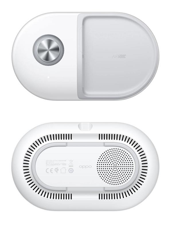 期待么?OPPO全球首发量产40W无线闪充
