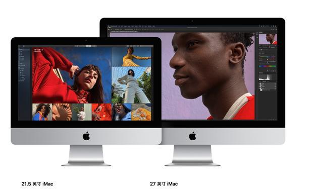 自主芯片问世之前 27英寸iMac最后一次重大升级