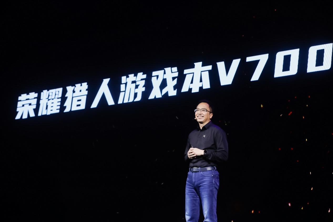 进军游戏PC市场 荣耀猎人V700首开