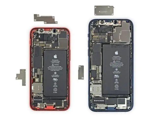 喜闻乐见系列:iPhone 12 mini拆机图来了