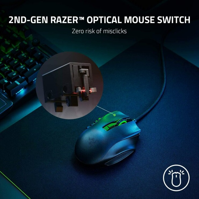 内嵌板载存储:Razer 79.99美元鼠标有点意思