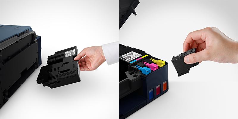 更能打!佳能发布新一代G系列打印机