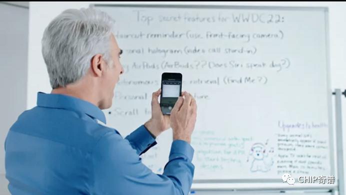 WWDC21除了华丽丽转场,也有小惊喜