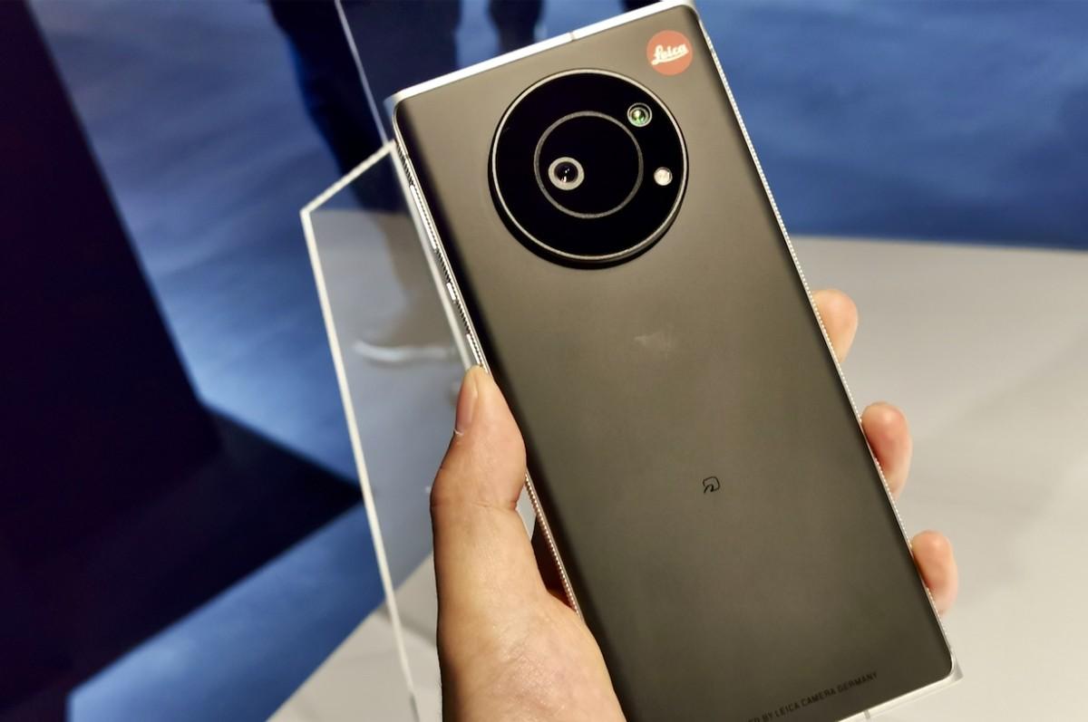 后置1英寸单摄 徕卡Leitz Phone 1引围观