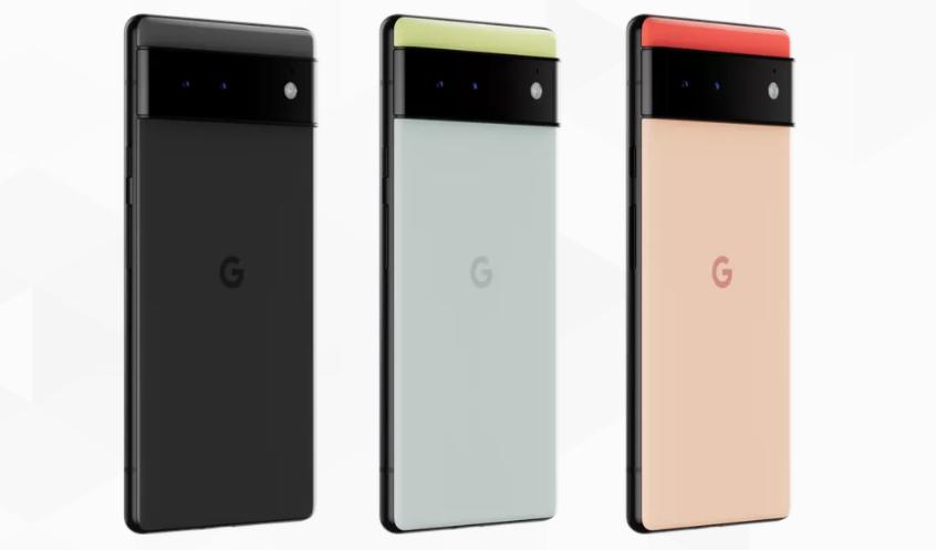 Google公开Pixel 6和Pixel 6 Pro细节:自研Soc是亮点
