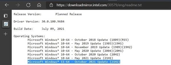Windows 11发布时间:10-11月期间