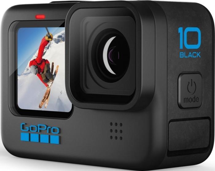 更稳更无惧暗光的GoPro Hero 10 Black来了,售价539.99 欧元