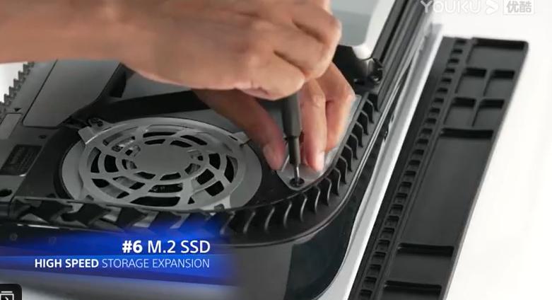 PS5系统重大更新:支持M.2 SSD存储扩展和3D音效