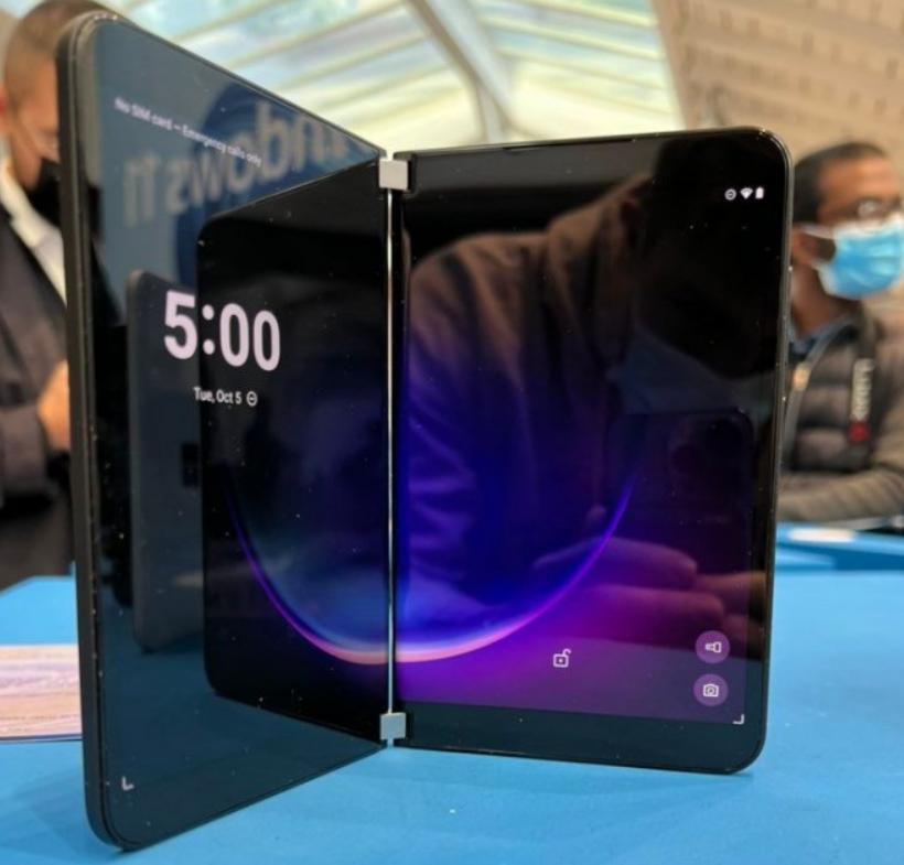 海外Surface Duo 2安排发货,国内Surface两款新品开启预售